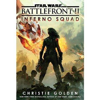 Battlefront II: Inferno Squad (Star Wars) 英文原版 星球大战:前线2:地狱小队