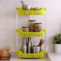 【满减】ORZ 厨房3层三角形墙角整理角架 简约浴室层架洗漱用品整理架