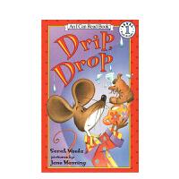 英文原版Drip, Drop滴答,滴答(I Can Read, Level 1)前卫摇滚