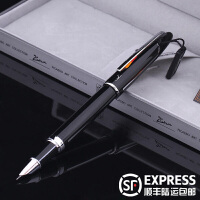 正品pimio毕加索钢笔919巴洛克钢笔/墨水笔/特细笔/财务笔 黑银