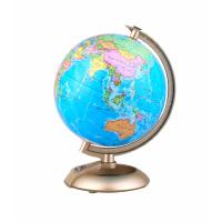 20cm-新课标(高清大字版)学生专用地球仪-产品编号:Q2027-赠2节五号(AA)电池