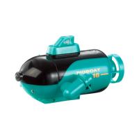 遥控潜水艇玩具小型快艇气垫船赛艇充电动戏水上儿童鱼缸模型 抖音 官方标配