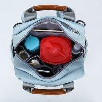 背包双肩包多功能母婴包百搭户外休闲女士背包大容量防水背包