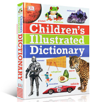 DK儿童图解字典词典 英文原版 Children's Illustrated Dictionary 儿童英语学习工具书
