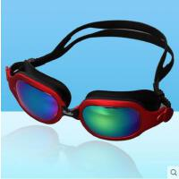 时尚轻便泳镜高清防雾女士大框防水潜水游泳镜男士舒适成人游泳眼镜