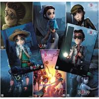 第五人格画集画册全人物照片动漫游戏周边明信片海报光碟书签