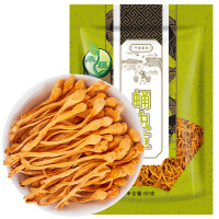 禾煜 蛹虫草 50g/罐 南北干货菌菇特产