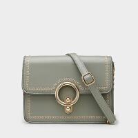 2020新款韩版质感斜挎包时尚链条法国小众包包