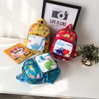幼儿园书包女生3-5-6岁宝宝潮婴儿童防走失背包男童包包可爱恐龙