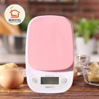 烘焙器具安达加厨房家用电子秤迷你台秤5公斤食品秤烘焙电子秤