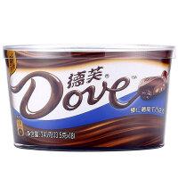 德芙榛仁葡萄干巧克力碗243g 新老包装随机发货