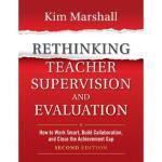 【预订】Rethinking Teacher Supervision and Evaluation 978111833