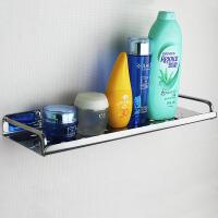 浴室置物架壁挂卫生间置物架单层不锈钢收纳架洗衣机储物卫浴挂件