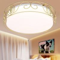 雷士照明LED美式全铜简约卧室灯欧式书房房间灯具走廊过道