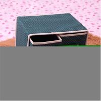 整理箱子抽屉式无纺布收纳盒布艺玩具内衣多层化妆品储物箱 30x22x30cm