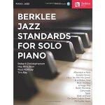 【预订】Berklee Jazz Standards for Solo Piano 9780876391761