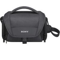 索尼(SONY)LCS-U21 便携相机包 摄影包 单肩包(推荐搭配微单、摄像机)