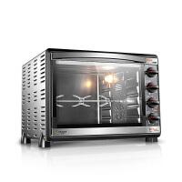 长帝CKTF-52GS电烤箱 上下独立温控 家用烘培电烤箱转叉热风发酵不粘油 烤箱