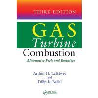 【预订】Gas Turbine Combustion 9781420086041