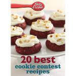 【预订】Betty Crocker 20 Best Cookie Contest Recipes