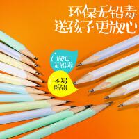 儿童HB2B三角杆正姿学习文具用品铅笔批发英雄铅笔50支桶装小学生