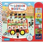 The London Noisy Book 英文原版 伦敦发声书 聆听城市里的各种声音