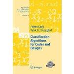 【预订】Classification Algorithms for Codes and Designs 9783642
