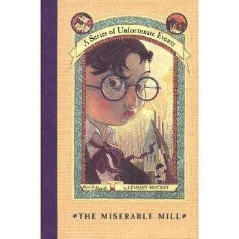 【预订】The Miserable Mill Y9780060283155 美国库房发货,通常付款后3-5周到货!