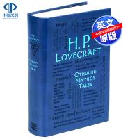 【预售英文原版】克苏鲁神话故事集 H. P. Lovecraft Cthulhu Mythos Tales 洛夫克拉夫特