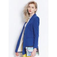 [42-102]新款女装短款外套西装西服72