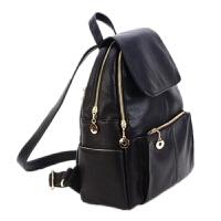 双肩包女韩版学院风 包包2018新款旅行包背包女时尚休闲书包女包