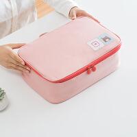 旅游衣物收纳包鞋子内衣整理袋有型旅行收纳袋行李整理包手提