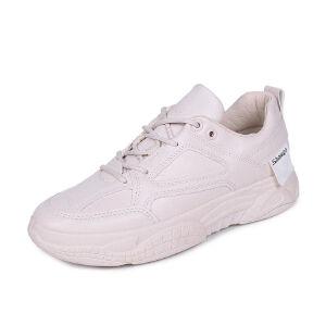 WARORWAR 2019新品YN8-99-1春季韩版平底鞋舒适休闲百搭女休闲鞋小白鞋