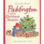Paddington and the Christmas Surprise 帕丁顿熊:圣诞大惊喜 ISBN 9780007455805