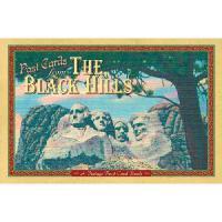 【预订】Post Cards from the Black Hills: A Vintage Post Card Bo