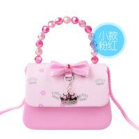 新款2018韩版时尚生日礼物拎包可爱儿童包包女童手提包公主斜挎包