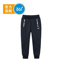 361度女童加厚长裤儿童保暖裤加厚运动裤保暖裤冬季新品K61843557