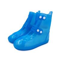 雨鞋套男女户外防滑加厚耐磨防水雨鞋下雨天儿童雨靴防雨鞋套