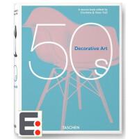 Decorative Art 50s 20世纪50年代的装饰艺术风格 产品设计书籍 空间设计 导视设计 年鉴 装修 装潢 室内设计书籍 建筑设计