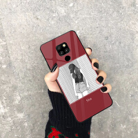 20190623132618265时尚华为mate20手机壳mate20pro创意mate10个性mate9玻璃mat