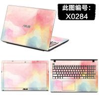 华硕笔记本贴膜UX21 UX31 UX32 UX52 UX301L P302L外壳膜保护贴纸