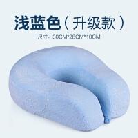 ��晨�U型枕�^�o�i枕�k公午睡枕�w�C汽�旅行枕���枕午睡枕