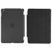 iPad mini4保护套/壳7.9英寸苹果A1538/A1550平板电脑休眠皮套 粉色【休眠 吸屏 轻薄】送膜