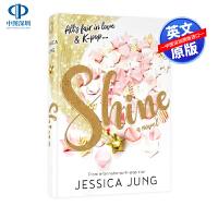 现货英文原版 Shine 郑秀妍新书 Jessica Jung 杰西卡 精装 小闪 韩流小说