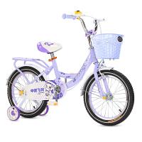 飞鸽(PIGEON) 儿童自行车女款小孩单车宝宝童车14寸16寸18寸 学步车脚踏车
