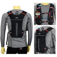 户外骑行跑步水袋背包男女越野马拉松比赛背包超轻防水透气