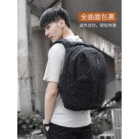 时尚潮流双肩包 男士背包男电脑包大学生书包运动休闲大容量旅行包
