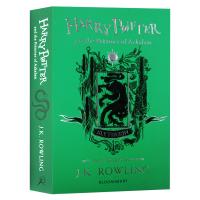 哈利波特与阿兹卡班的囚徒 斯莱特林平装版 英文原版小说 Harry Potter and the Prisoner o