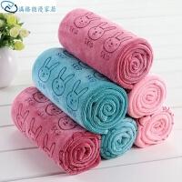超柔软加厚毛巾 吸水擦手巾 细纤维美容巾 洗脸巾 73ml*35ml