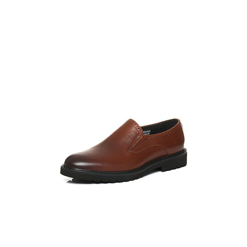 senda/森达冬季专柜同款时尚经典简约舒适商务正装男鞋wm102dm6